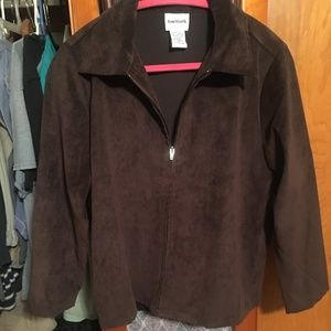 Bon Worth zip up front jacket XSP